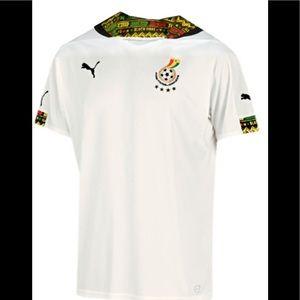 Puma Guana FIFA World Cup Soccer Jersey YXL